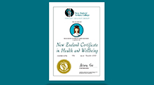 Study Health & Wellbeing at NZTC