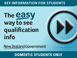button for easy access to information about this qualification​