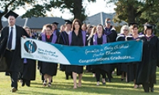 South Island graduates honoured in Christchurch graduation ceremony