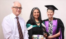 NZTC India award recipient reflects on study journey